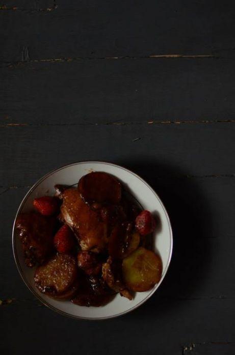Strawberry Adobo