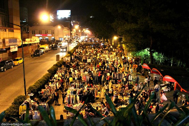 discoverbaguio-tourist-attraction-harrison-road-night-market